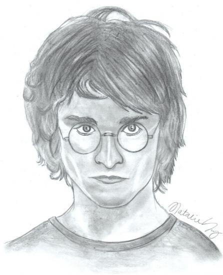 Daniel Radcliffe por Nataliee.